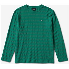 triko DIAMOND - Sportman L/S Top Green (GRN)