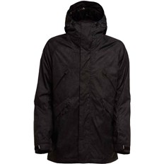 bunda BONFIRE - Static Jkt Black (BLK)