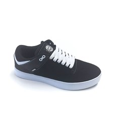 boty OSIRIS - Techniq Vlc Black/White/Black (137)