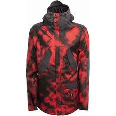 bunda SESSIONS - Wire Jacket Tye Dye Red (TRD)